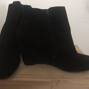 Shoes - Wedge Ankle Booties